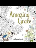 Amazing Grace Adult Coloring Book
