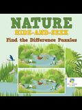 Nature Hide-and-Seek - Find the Difference Puzzles