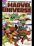 Essential Official Handbook of the Marvel Universe, Vol. 3, Deluxe Edition
