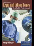 Legal and Ethical Issues for Health Professionals [With Access Code]