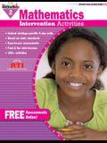 Mathematics Intervention Activities Grade 2