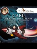 Carl Went to the Library: The Inspiration of a Young Carl Sagan
