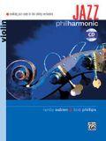 Jazz Philharmonic: Violin, Book & CD