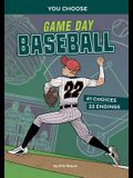 Game Day Baseball: An Interactive Sports Story