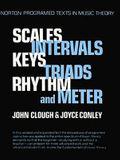 Scales, Intervals, Keys, Triads, Rhythm, and Meter: A Self-Instruction Program