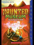 The Cursed Scarab: Hauntings Novel (Haunted Museum #4), 4: (A Hauntings Novel)