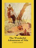 The Wonderful Adventures of Nils: great swedish fairy tales by Selma Lagerlof