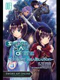 Sword Art Online: Hollow Realization, Vol. 3