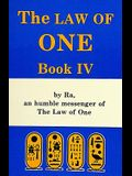 The Law of One: Book IV