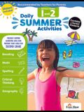 Daily Summer Activities: Moving from 1st Grade to 2nd Grade, Grades 1-2