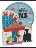 Bookscape Board Books: Fun at the Fair: (Lift the Flap Book, Block Books for Preschool)