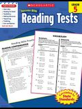 Reading Tests, Grade 5