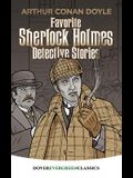 Favorite Sherlock Holmes Detective Stories (Dover Children's Evergreen Classics)