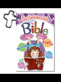 The Christian Girl's Guide to the Bible [With Cross Key Chain]