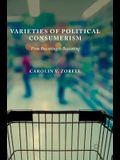 Varieties of Political Consumerism: From Boycotting to Buycotting