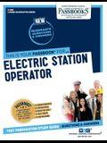 Electric Station Operator, Volume 3291
