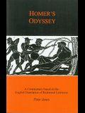 Homer's Odyssey: A Companion to the English Translation of Richard Lattimore