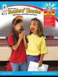 ACT It Out with Readers' Theater, Grades K - 1: Build Fluency with Multilevel Plays!