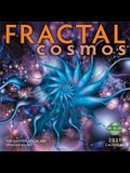Fractal Cosmos 2021 Wall Calendar: The Mathematical Art of Alice Kelley