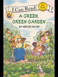 A Green, Green Garden