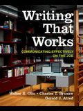 Writing That Works: Communicating Effectively on the Job