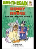 Henry and Mudge and Mrs. Hopper's House, 22: Ready-To-Read Level 2