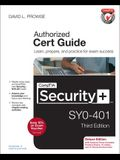 Comptia Security+ Sy0-401 Cert Guide, Deluxe Edition [With CDROM]