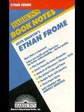 Edith Wharton's Ethan Frome (Barron's Book Notes)