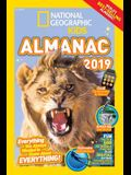 National Geographic Kids Almanac 2019 (Nation