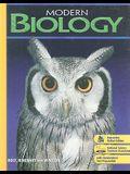 Modern Biology: Student Edition 2009