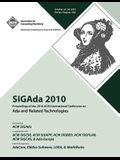 Sigada 10 Proceedings of 2010 ACM International Conference on ADA