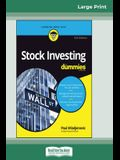 Stock Investing For Dummies, 5th Edition (16pt Large Print Edition)