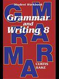 Saxon Grammar and Writing: Complete Homeschool Kit Grade 8