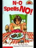 N-O Spells No! (Hello Reader! Level 2)