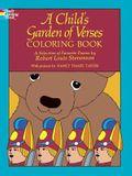 A Child's Garden of Verses Coloring Book