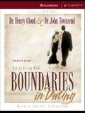 Boundaries in Dating Leader's Guide: Making Dating Work