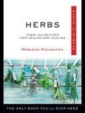 Herbs Plain & Simple: The Only Book You'll Ever Need