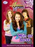 Win or Lose (Hannah Montana #12)