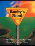 Rocky's Road: A Coloring Book for Children of Incarcerated Parents.
