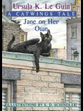 Jane on Her Own: Catwings Tale