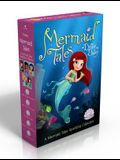 A Mermaid Tales Sparkling Collection: Trouble at Trident Academy; Battle of the Best Friends; A Whale of a Tale; Danger in the Deep Blue Sea; The Lost