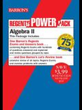 Regents Algebra II Power Pack: Let's Review Algebra II + Barron's Regents Exams and Answers: Algebra II