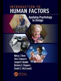 Introduction to Human Factors: Applying Psychology to Design