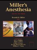 Miller's Anesthesia Sixth Edition Volume 1