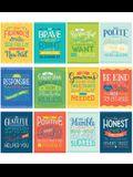 Mini Posters: Positive Character Traits