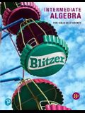 Mylab Math with Pearson Etext -- Access Card -- For Intermediate Algebra for College Students (18-Weeks)