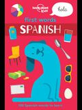 First Words - Spanish 1