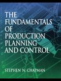 Fundamentals of Production Planning and Control