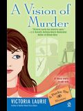 A Vision of Murder:: A Psychic Eye Mystery
