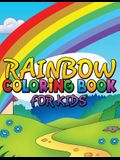 Rainbow Coloring Book for Kids